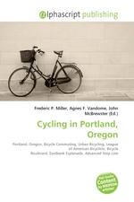 Cycling in Portland, Oregon