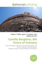 Camillo Borghese, 6th Prince of Sulmona