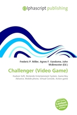 Challenger (Video Game)