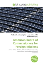 American Board of Commissioners for Foreign Missions