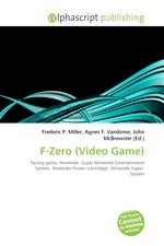 F-Zero (Video Game)