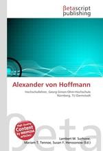 Alexander von Hoffmann