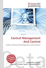 Central Management And Control