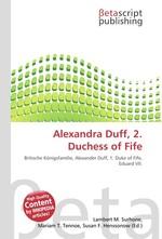Alexandra Duff, 2. Duchess of Fife