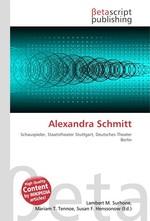 Alexandra Schmitt