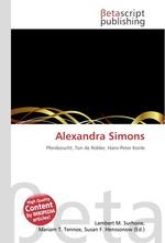 Alexandra Simons