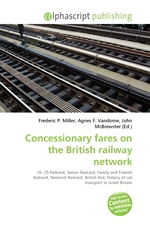 Concessionary fares on the British railway network