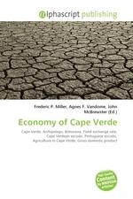 Economy of Cape Verde