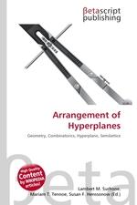 Arrangement of Hyperplanes