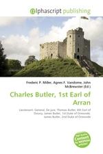 Charles Butler, 1st Earl of Arran