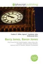Barry Jones, Baron Jones