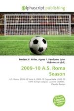 2009–10 A.S. Roma Season