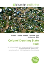 Colonel Denning State Park