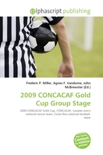 2009 CONCACAF Gold Cup Group Stage