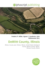 DeWitt County, Illinois