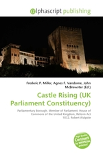 Castle Rising (UK Parliament Constituency)