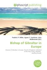 Bishop of Gibraltar in Europe
