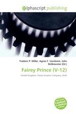 Fairey Prince (V-12)