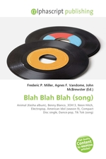 Blah Blah Blah (song)