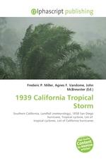 1939 California Tropical Storm