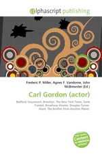 Carl Gordon (actor)
