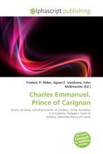 Charles Emmanuel, Prince of Carignan