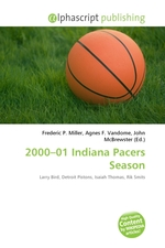 2000–01 Indiana Pacers Season
