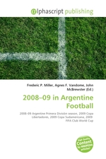 2008–09 in Argentine Football