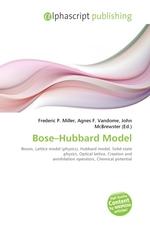 Bose–Hubbard Model