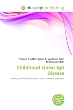 Childhood Linear IgA Disease