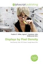 Displays by Pixel Density