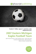 2007 Eastern Michigan Eagles Football Team