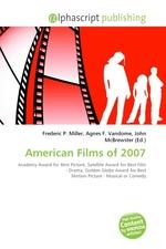 American Films of 2007
