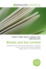 Blackie and Son Limited