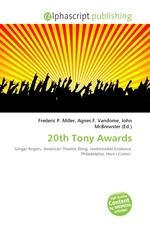 20th Tony Awards