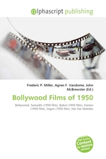 Bollywood Films of 1950