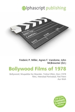 Bollywood Films of 1978