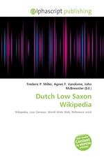 Dutch Low Saxon Wikipedia