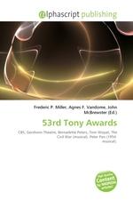 53rd Tony Awards