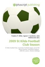2009 St Kilda Football Club Season