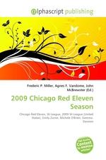 2009 Chicago Red Eleven Season