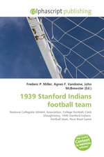1939 Stanford Indians football team