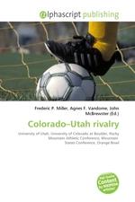 Colorado–Utah rivalry