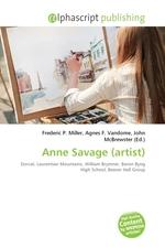 Anne Savage (artist)