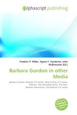 Barbara Gordon in other Media