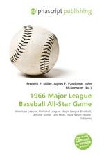 1966 Major League Baseball All-Star Game