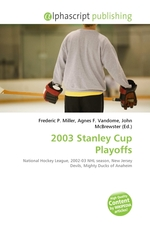 2003 Stanley Cup Playoffs