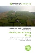 Chief Scout of Hong Kong