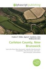 Carleton County, New Brunswick