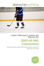 2003–04 NHL Transactions